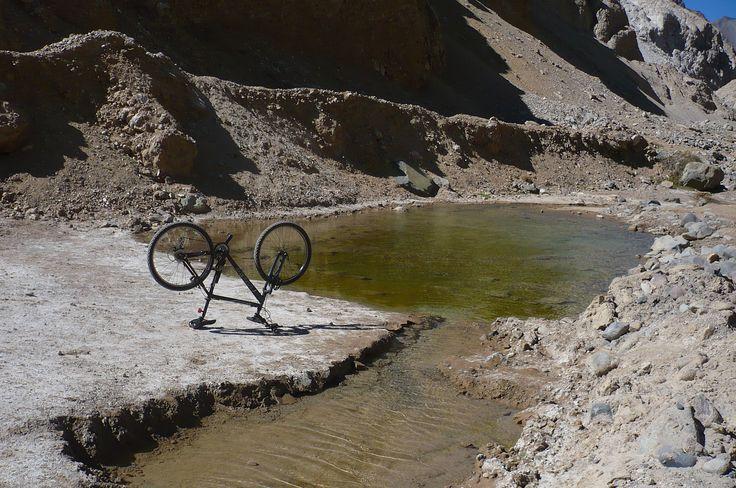 A pocos kilometros de Baños Colina....Cajon del Maipo.Chile.