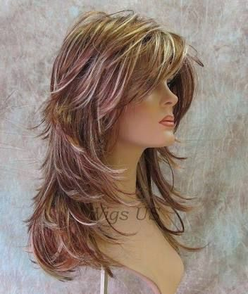 Image Result For Layered Haircuts Long Hair Illustration Hair In
