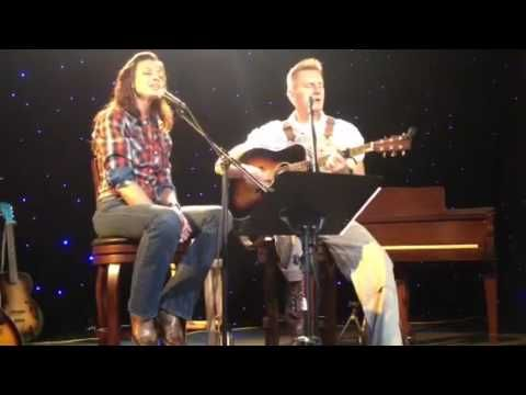 Joey & Rory, Waltz of the Angels This is a sad country song. It's one of the cry in yer beer songs. I love these guys.