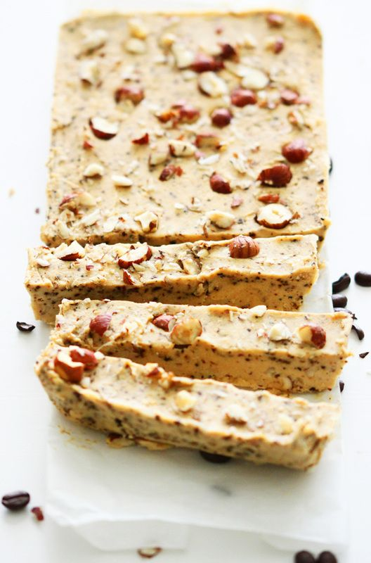 Chickpeas, coconut oil, chickpeas, and maple syrup make the base of this protein-packed, toothache-free vegan fudge recipe.