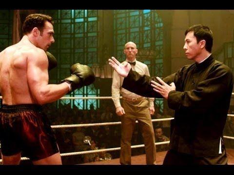 IP MAN 3-Donnie Yen vs Mike Tyson (Wing Chun vs Boxing)#Must watch - YouTube