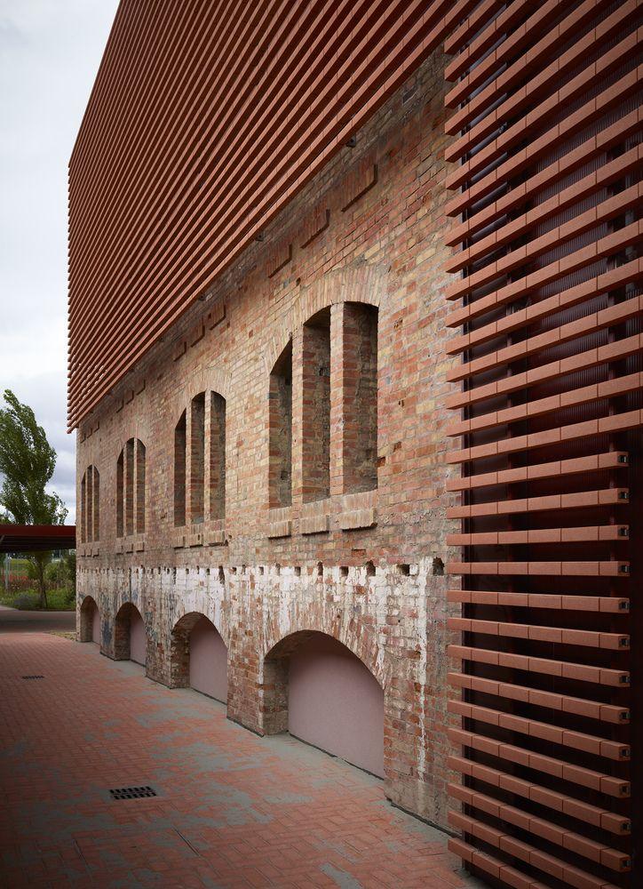 Gallery of Ex Furnace di Riccione Recovery / Pietro Carlo Pellegrini Architetto - 17
