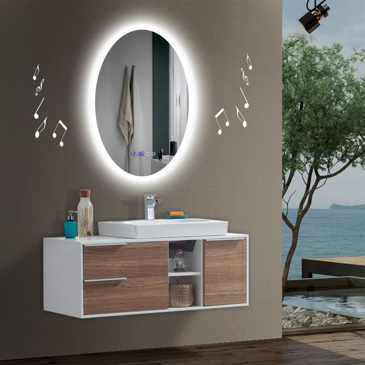 17 Best ideas about Mirror With Led Lights on Pinterest Makeup vanity tables, Makeup desk with ...