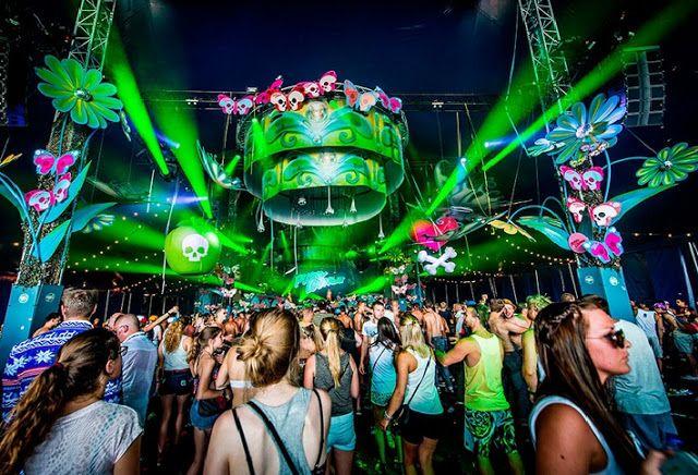 Ultra Music Festival Ultra Music Festival In 2019 Miami Music
