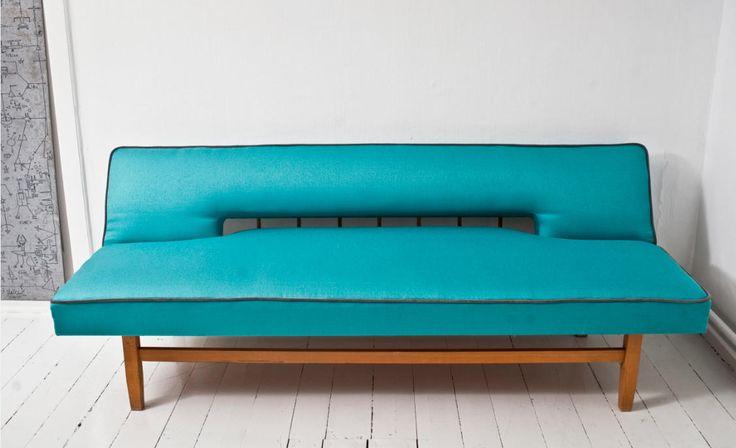 Unikatowa kanapa z lat 60.