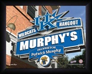 Patrick Murphy University of Kentucky