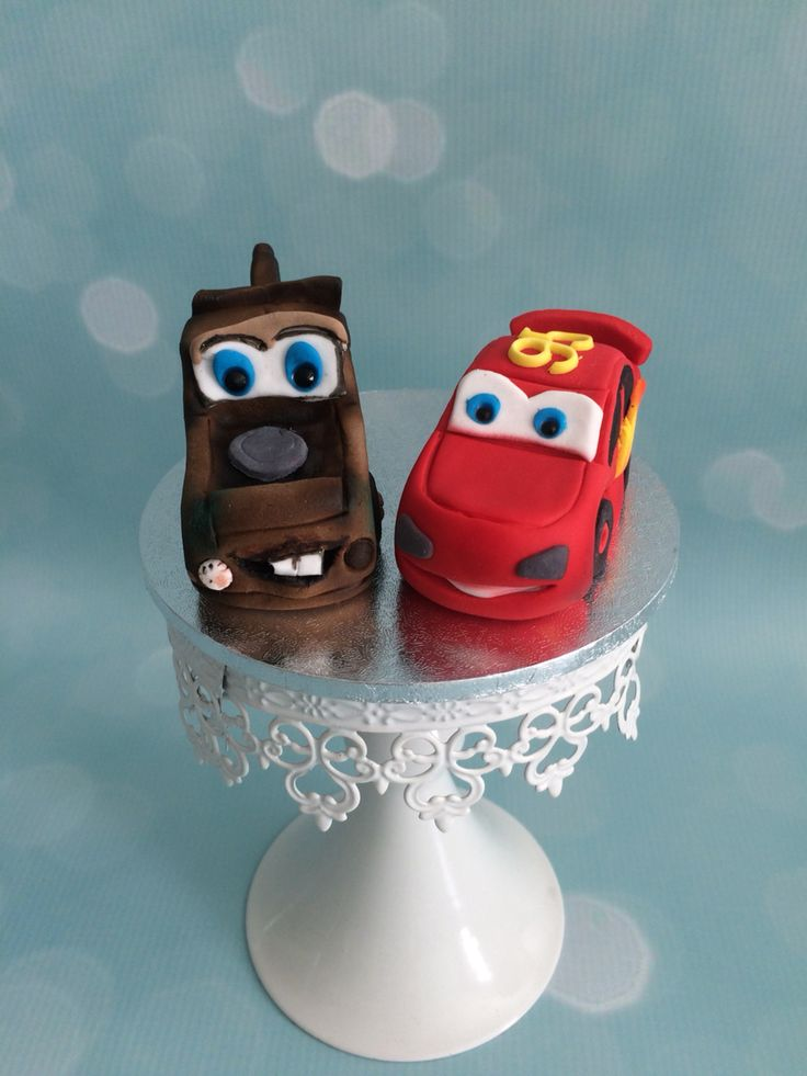 Cars Cake Toppers