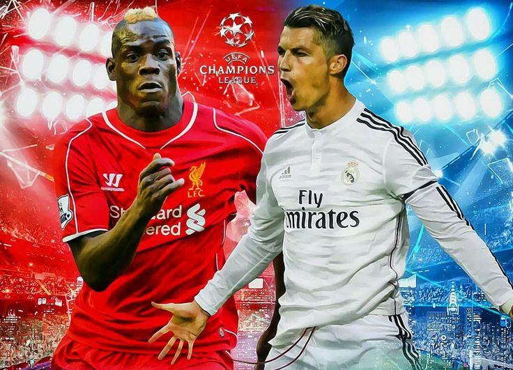 Ливърпул - Реал Мадрид Груповата фаза на Шампионска лига 2014/2015