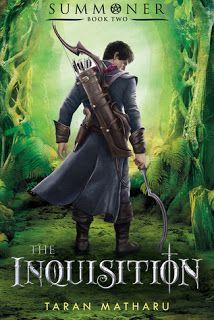 Le plaisir de lire: Taran Matharu - The Inquisition (Summoner #2) Eboo...