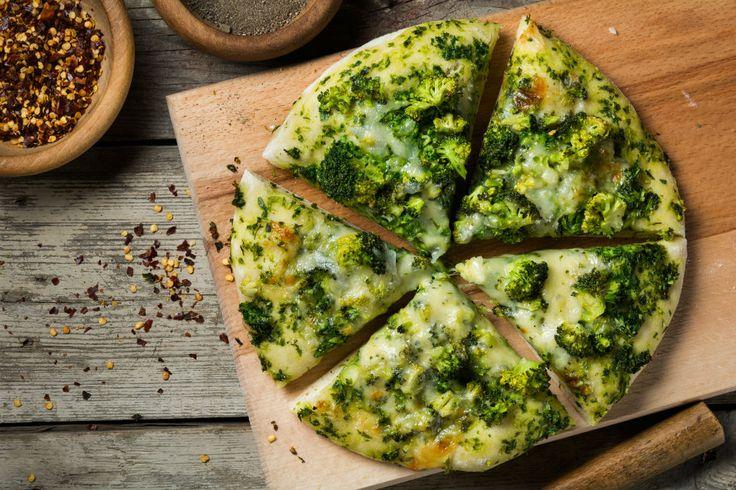 Pizza-ohne-Kohlenhydrate