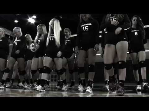 10 Sun Belt Conference Volleyball Highlights Can Be Intro Videos These Are Created For Home Games When The Home Team Sun Belt Volleyball Gifs Volleyball News