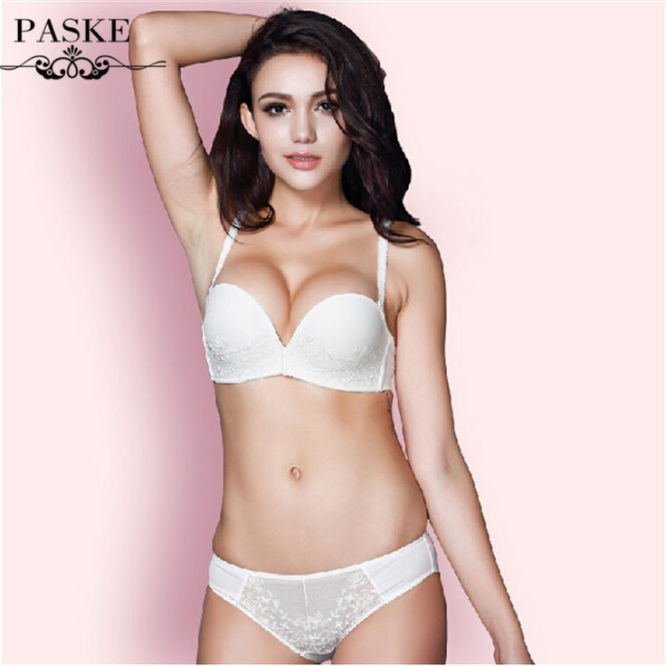 2016 women's sexy underwear wedding lace embraidery bra set seamless brassiere with lingerie set BS280