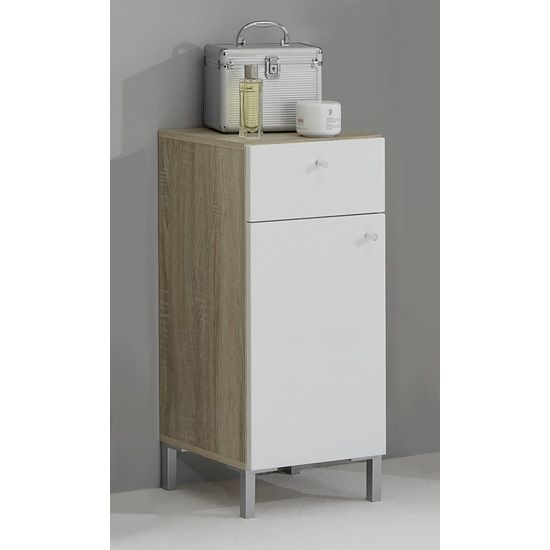 Bilbao2 Bathroom Floor Cabinet 921 002 £119.95 #bathroomcabinet  #furnitureinfashion