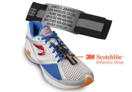 Road ID for runners. This way if there is an emergency, my contact info is available. $19.99: Running Shoes, Autism Safety, Popular Shoes, Emergency Contact, Cycling Shoes, Simply Straps, Safety Products