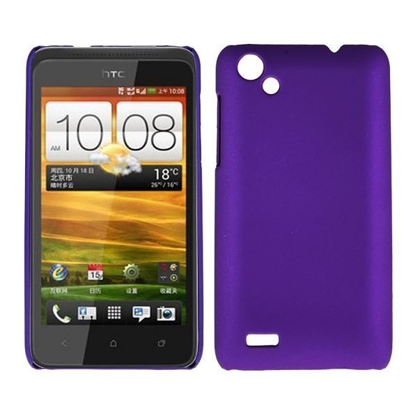 Hard Shell (Lilla) HTC One SC Deksel