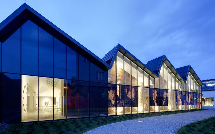 MOCAK. Kraków, Polska. Szkło: SGG COOL-LITE SKN 174 II. #glass #architecture #desing #public_space