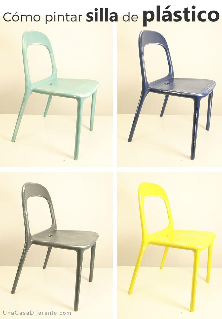 Las 25 mejores ideas sobre Sillas De Plástico en Pinterest y más