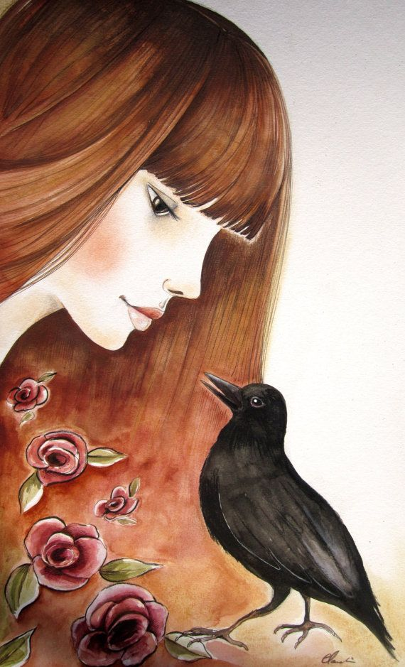 Claudia Tremblay WATERCOLOR