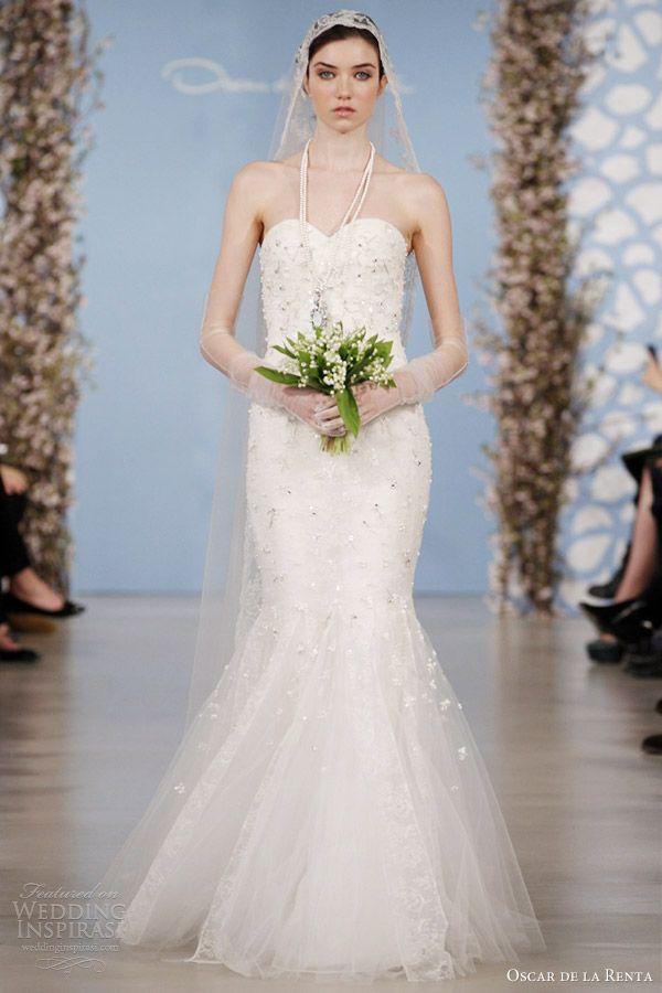 57 besten Oscar de la Renta Bilder auf Pinterest | Hochzeitskleider ...