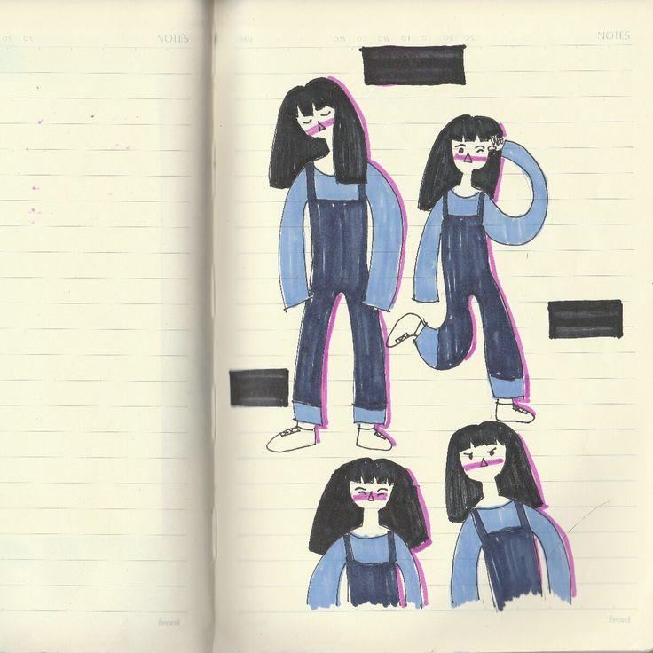 GIRL. (by git.ta)