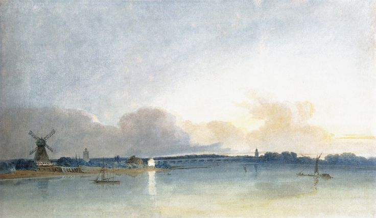 Thomas Girtin, watercolour