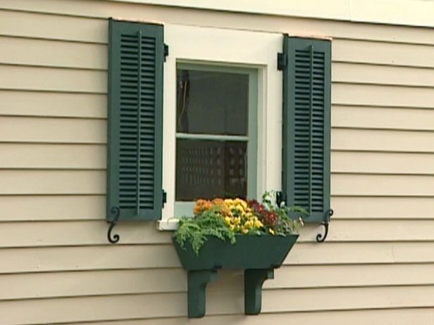 12 best outdoor window treatment images on pinterest for Exterior window dressing ideas