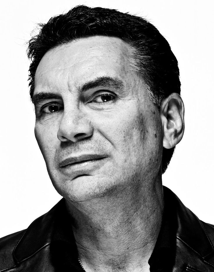 Michael Franzese (1951) - former New York mobster and captain of the Colombo crime family who was heavily involved in the gasoline tax rackets in the 1980s. Since then, he has publicly renounced organized crime, created a foundation for helping youth, and became a motivational speaker. Photo © Rainer Hosch