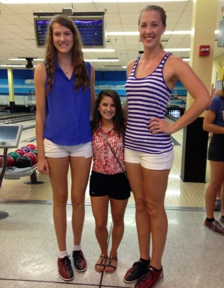384 best images about Tall Women - Female Height Comparison on ...