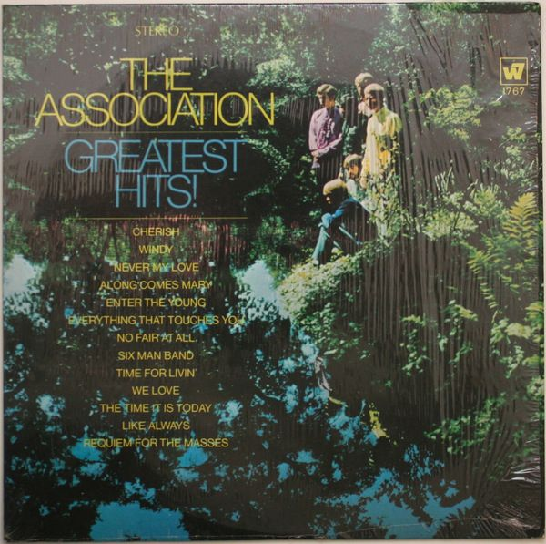 The Association - Greatest Hits! (Vinyl, LP, Album) at Discogs  1968/compilation