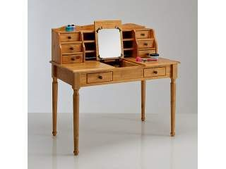 Cheap La Redoute Interieurs Authentic Waxed Solid Pine Dressing Table £365.00 - Cheap Storage