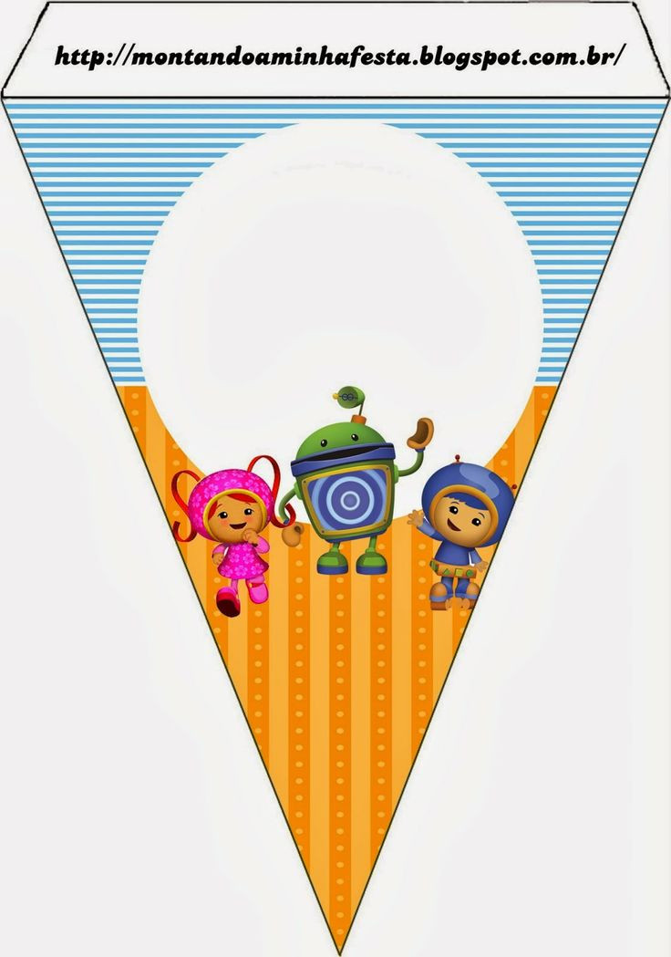 Umizoomi: Free Party Printables, Images and Invitations.