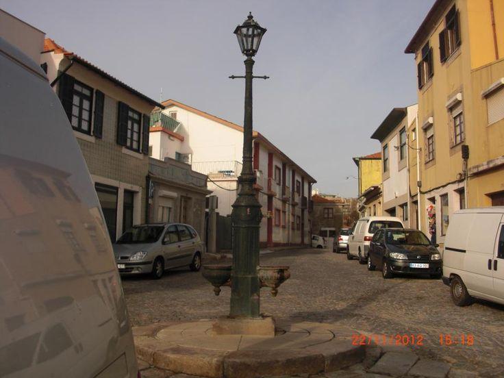 FOZ DO DOURO Fontenário na Foz Velha