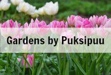 You´ll find the portfolio of gardens designed by Puksipuu in here: http://www.puksipuu.com/portfolio/