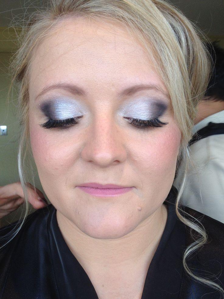 Bridal makeup ideas by Sparkling Belle
