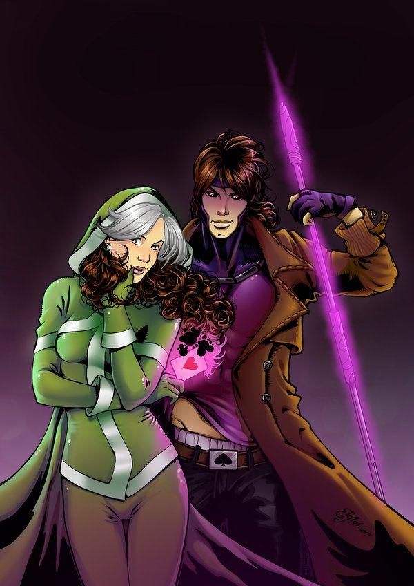 gambit and rogue movie - photo #37