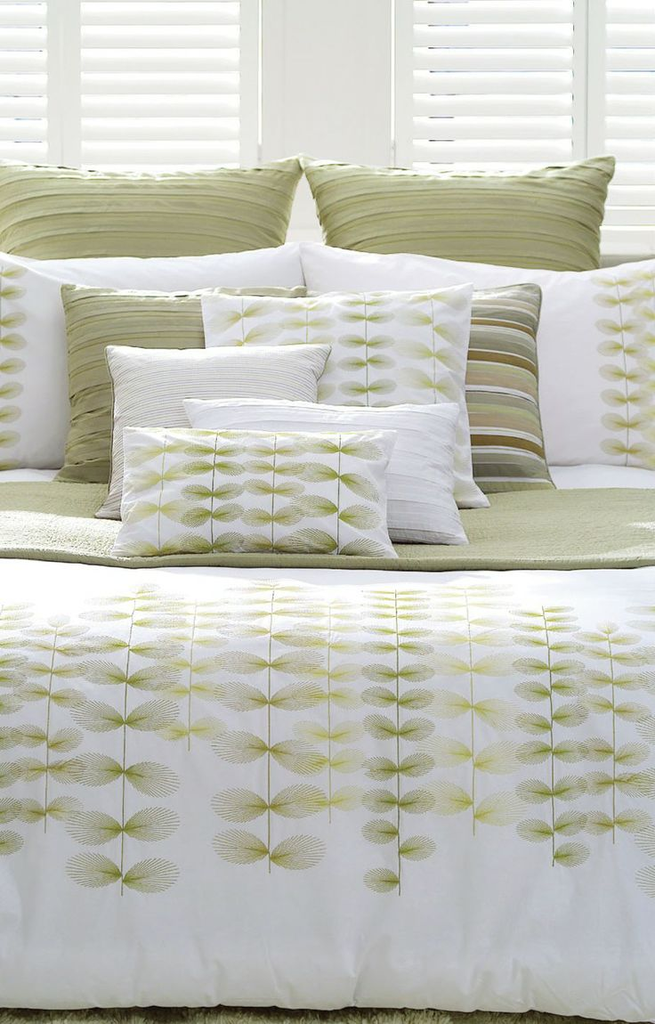 IVANA DUVET COVER QUEEN - Duvet Covers - Bedding - Bed