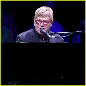 Elton John Gives Surprise Performance at 'Lion King' on Broadway's 20th Anniversary Show!