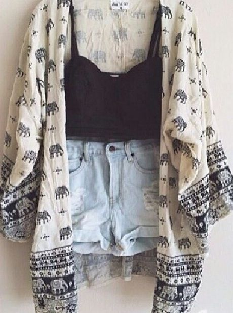 cute summer style shorts crop too cardigan