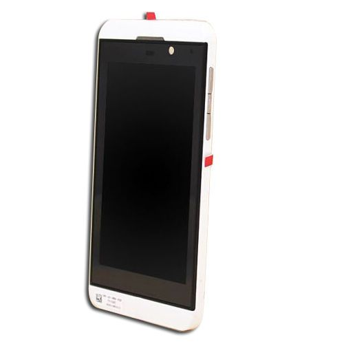 LCD Display + Touch Screen Digitizer Assembly for BLACKBERRY Z10 4G (White) | eBay