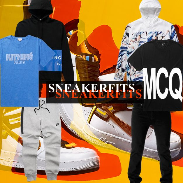 38 best images about Nike Air Force 1 Men Outfits on
