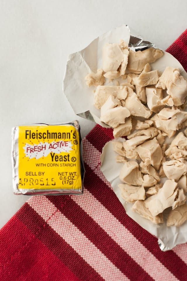 I don't bake with yeast all that often, but I always reach for the packets of…