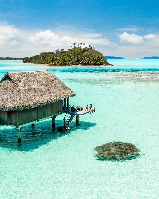 Sofitel Bora Bora Private Island Dream Vacations Destinations Travel Life Bora Bora