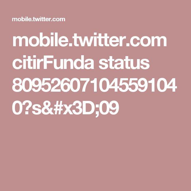 mobile.twitter.com citirFunda status 809526071045591040?s=09
