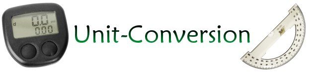 Unit Conversion Tools (http://www.unit-conversion.info/)
