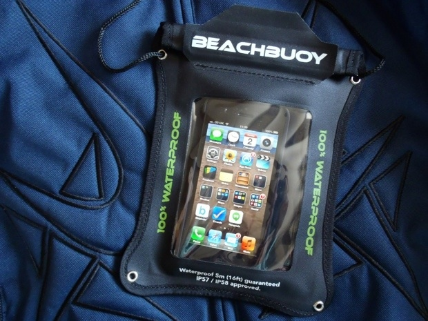 Review: Beachbuoy Waterproof Phone Pouch
