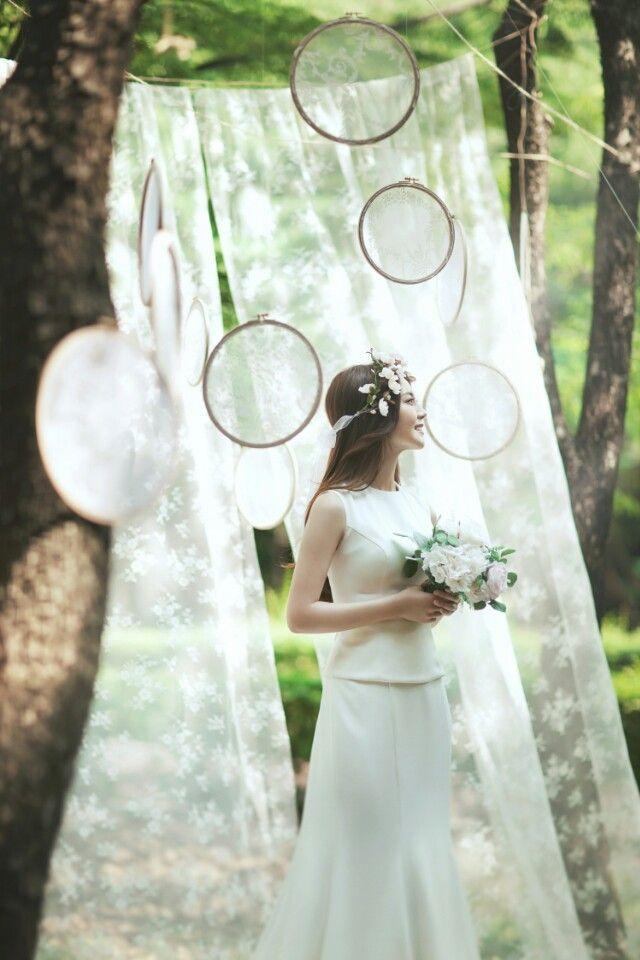 Korea Pre-Wedding Photography in Studio & Dosan Park, Seoul by May Studio on OneThreeOneFour 26