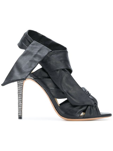 Alexandre Birman Maleah Ankle-wrap Sandals $717 - Buy Online - Mobile Friendly, Fast Delivery, Price