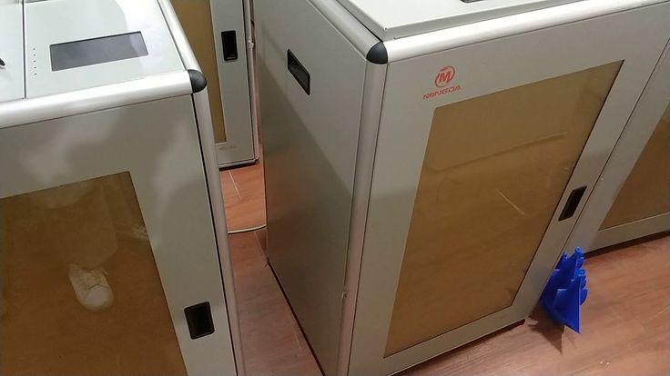 Large 3d printer machine printing sizze 400x300x500mm printing the hollo...