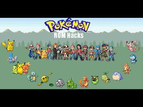 NEW POKEMON GBA ROM HACKS [2014]