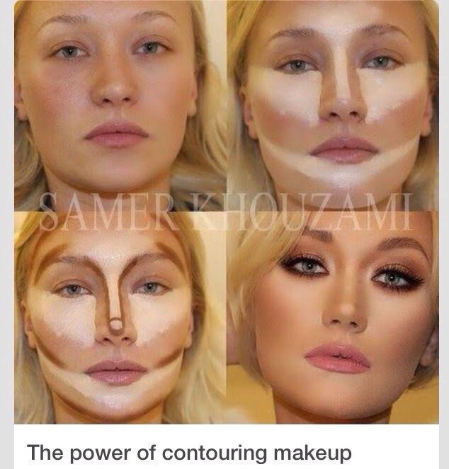 Countering Makeup!